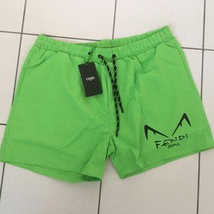 FENDI MEN CASUAL SWIM TRUNKS